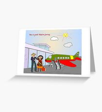 Have a great Adoption Journey  Greeting Card