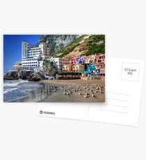 Caleta Hotel At Catalan Bay Gibraltar Postcards