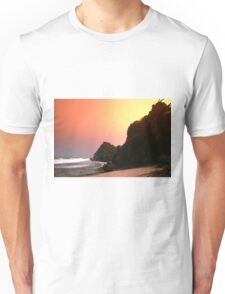 Colorful sunset  Unisex T-Shirt