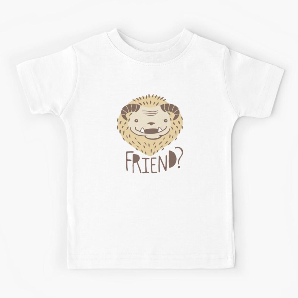 Friendly Beast Kids T-Shirt