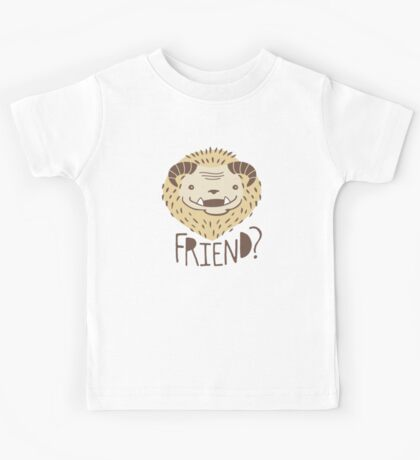 Friendly Beast Kids Clothes