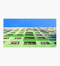 Housing Photographic Print