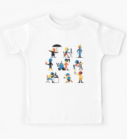 9 Scientists Kids Clothes