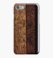 cork or marble? or wood? iPhone Case/Skin