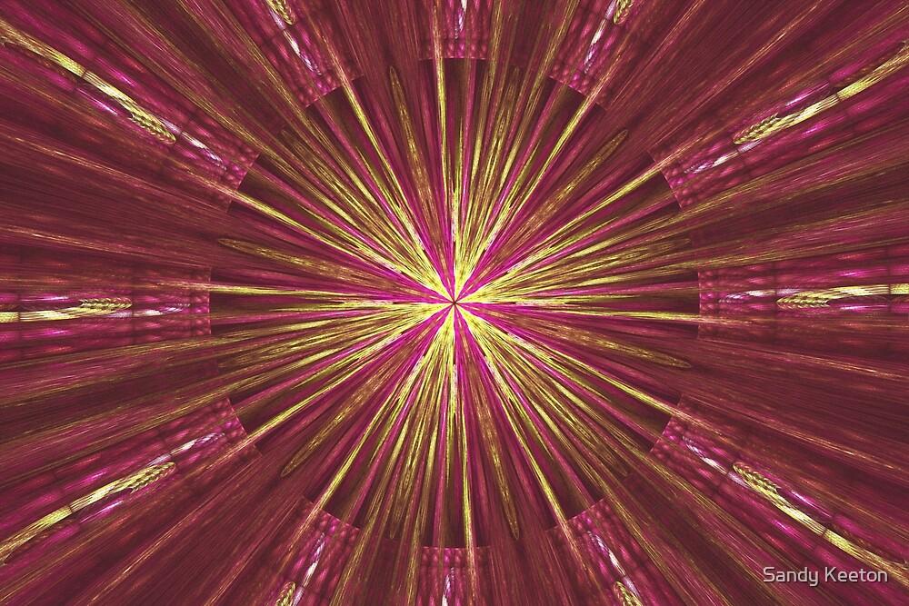 Light Burst by Sandy Keeton