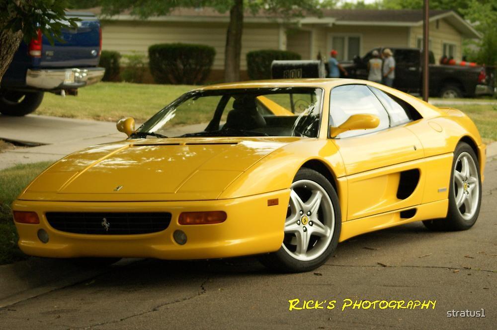 Ferrari by stratus1