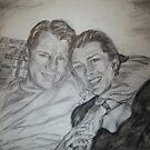 Happy Lovers by Jennifer Ingram