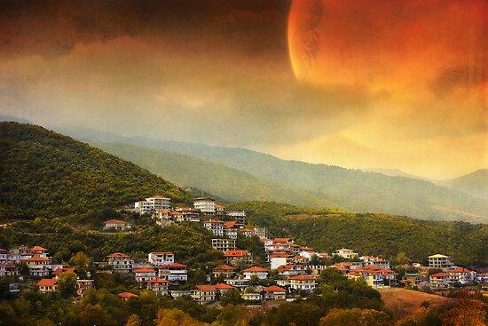 Red Dawn V by Dragos Dumitrascu