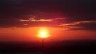 Evening Sunset by Chris Goodwin