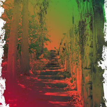 The Beaten Track 2.0 by huffu8