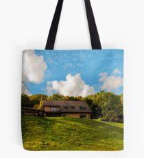 Perfect Setting. Rural Scotland Tote Bag