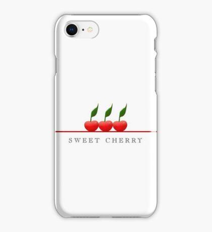 Sweet Cherries VRS2 iPhone Case/Skin