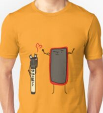 Whiteboard Love Unisex T-Shirt