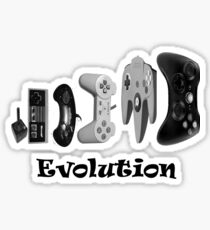 Controller Evolution Sticker