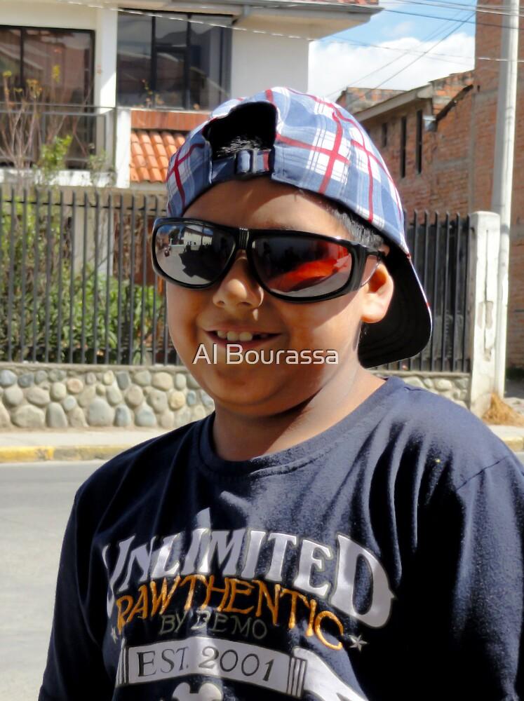Cuenca Kids 275 by Al Bourassa