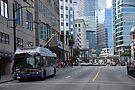 Trackless Trolley by John Schneider