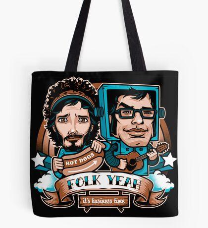 Folk Yeah! Tote Bag