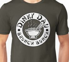 Dinky Dau Brunch Unisex T-Shirt