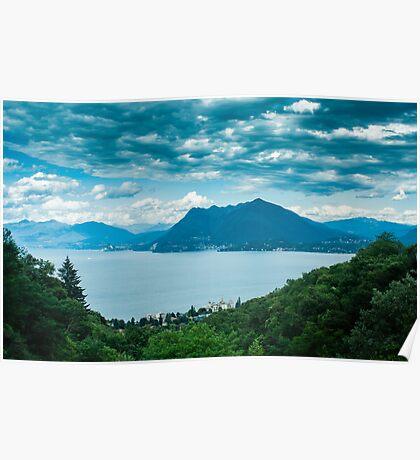lago maggiore (001) Poster