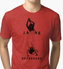Berserker Tri-blend T-Shirt
