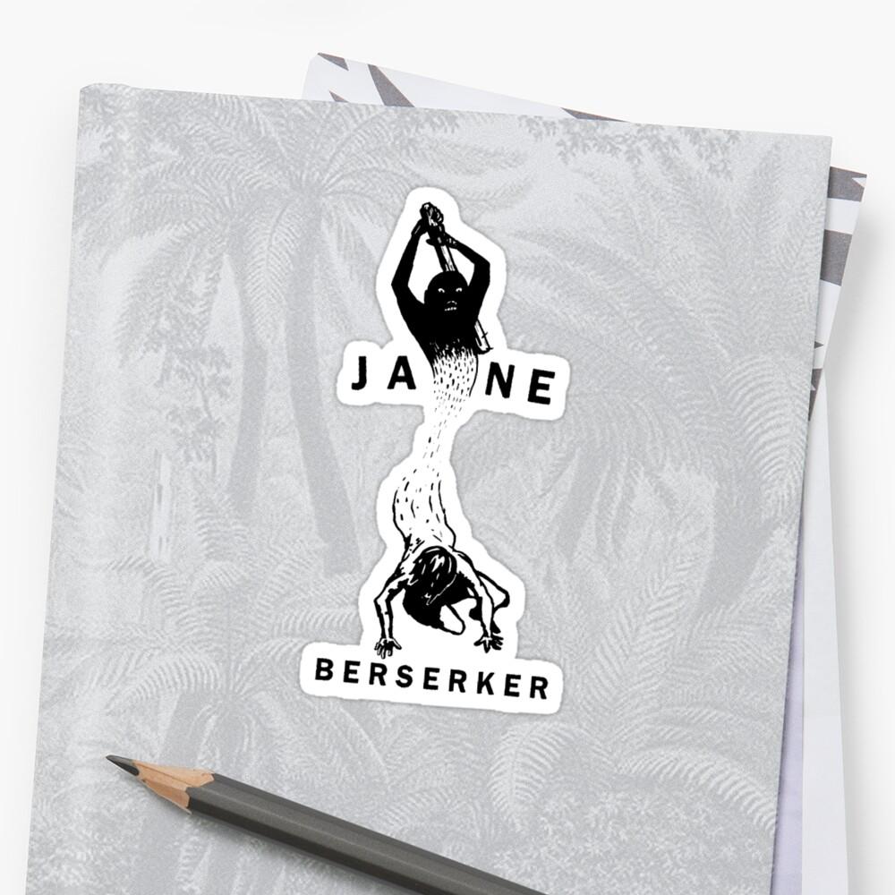 Berserker by breathee