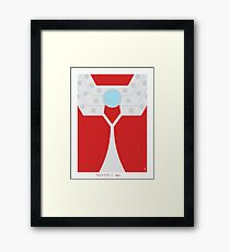 Ultraman Taro Framed Print