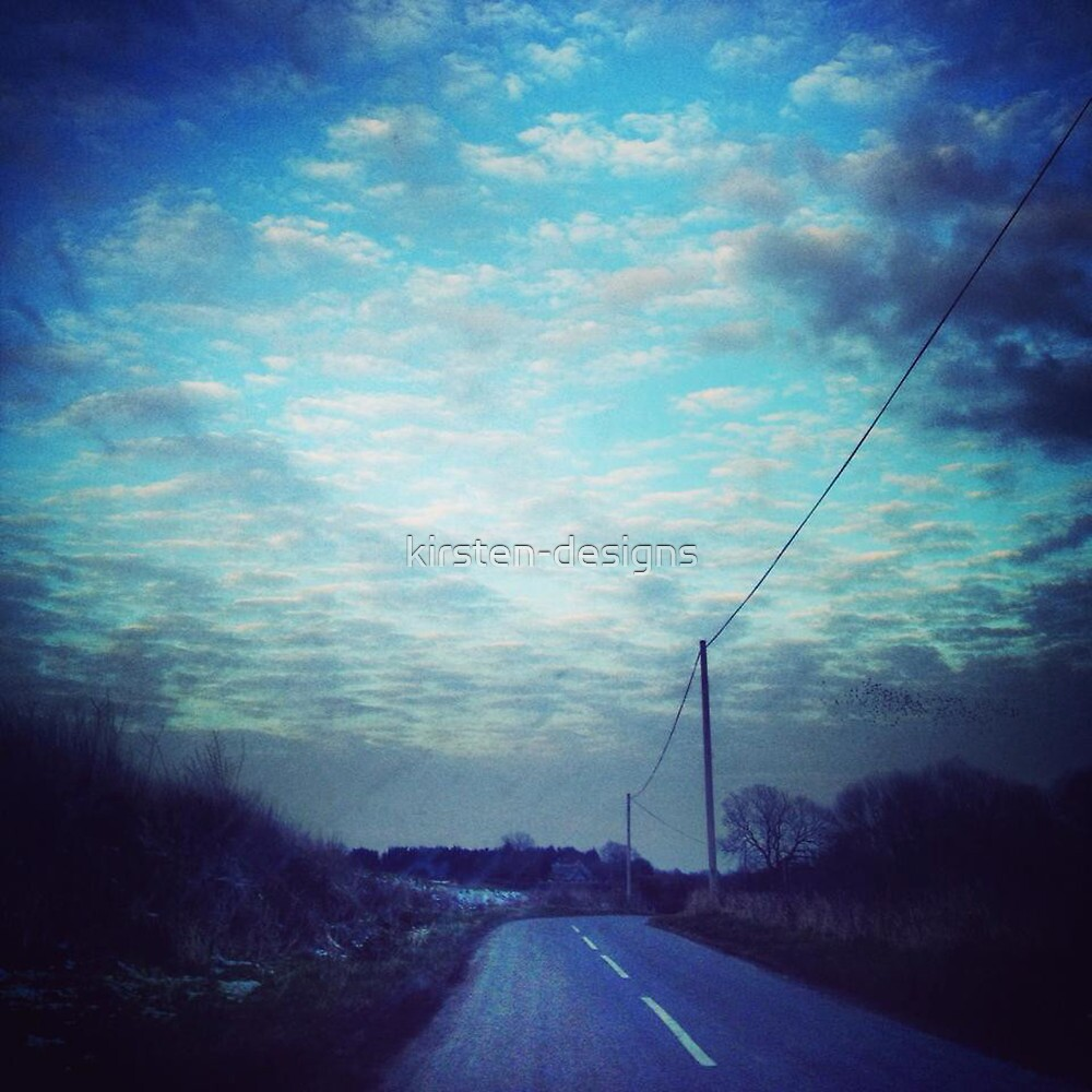 Lots of Clouds. by kirsten-designs
