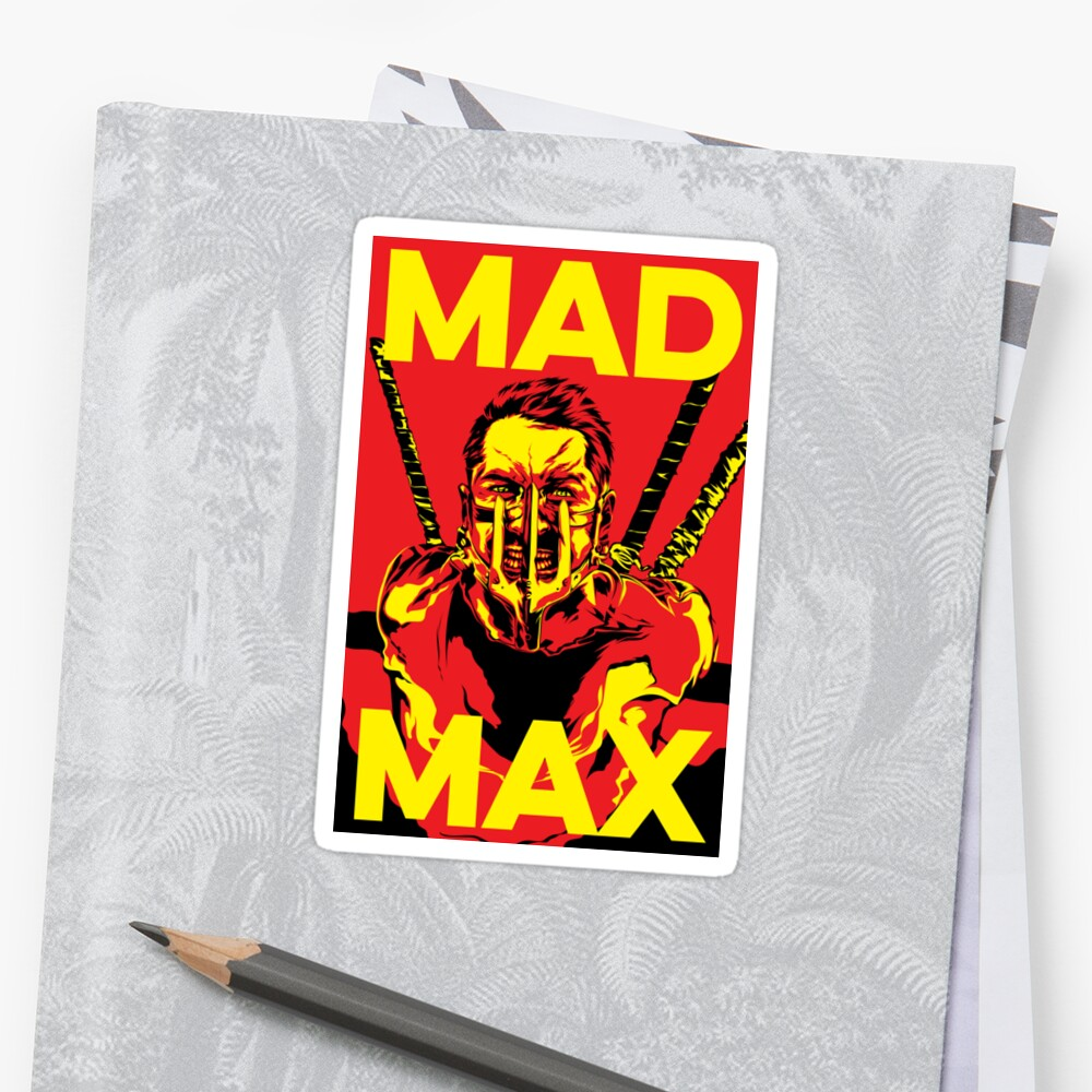 MADMAX by Hypertwenty Designs