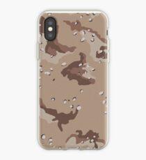 Desert Camo iPhone Case