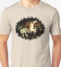 Rod Serling's Boyhood Carousel  Slim Fit T-Shirt