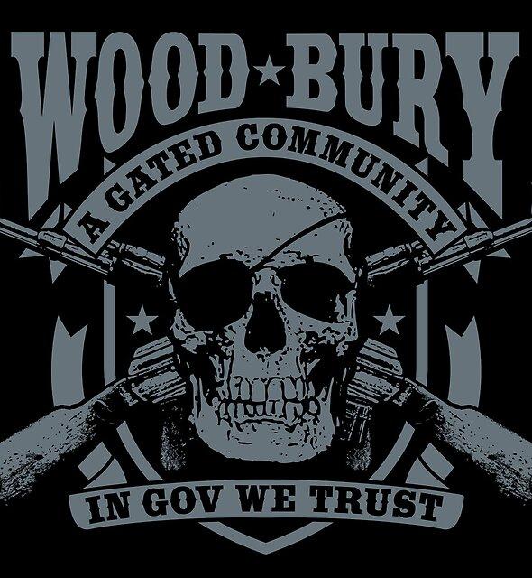 Woodbury Black by popnerd
