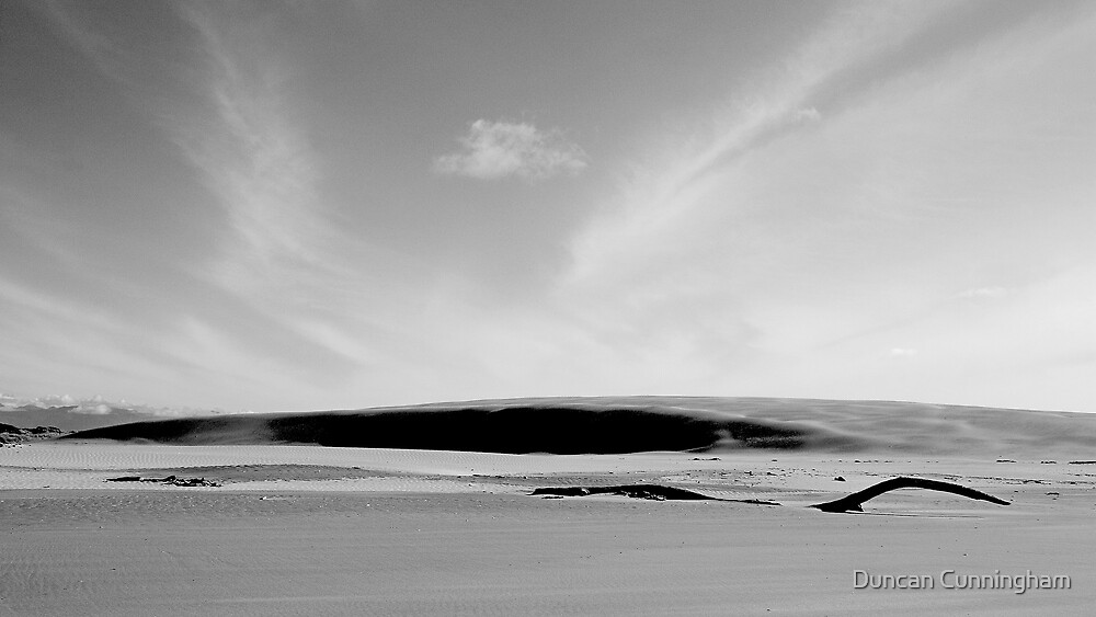 Farewell Spit dune 1 by Duncan Cunningham