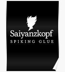 Super Saiyan Hair Gel (2nd Version)  Poster