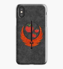 Applejack's Rangers Logo iPhone Case