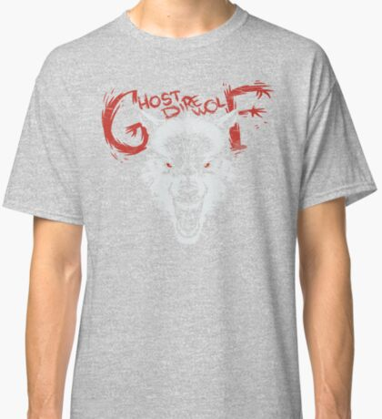 Ghost Direwolf Classic T-Shirt