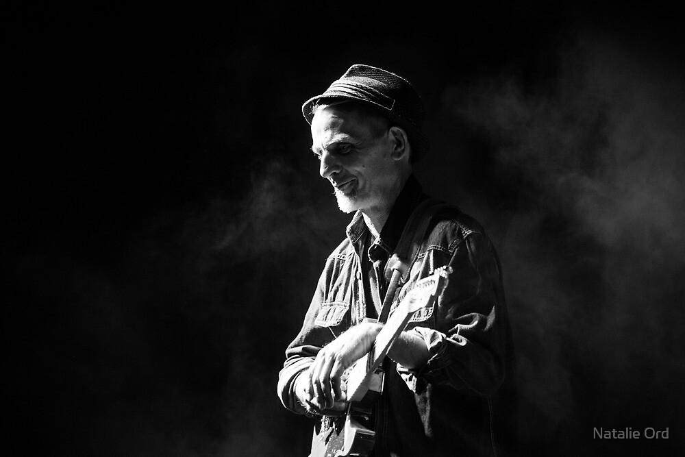 James Bridges by Natalie Ord