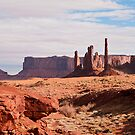 Monument Valley Totem Pole by Mike Herdering