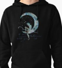 when the moon told you so Pullover Hoodie