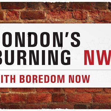 London's Burning - Clash by misoramen
