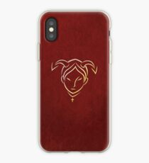 Archaic Devil iPhone Case