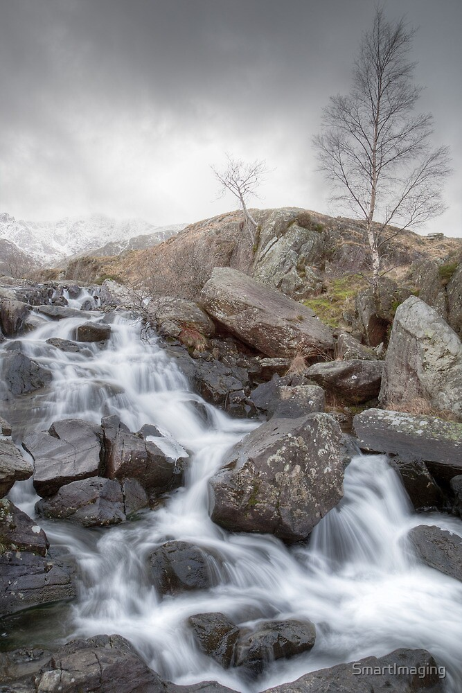 A Winter Waterfall by Smart Imaging by SmartImaging
