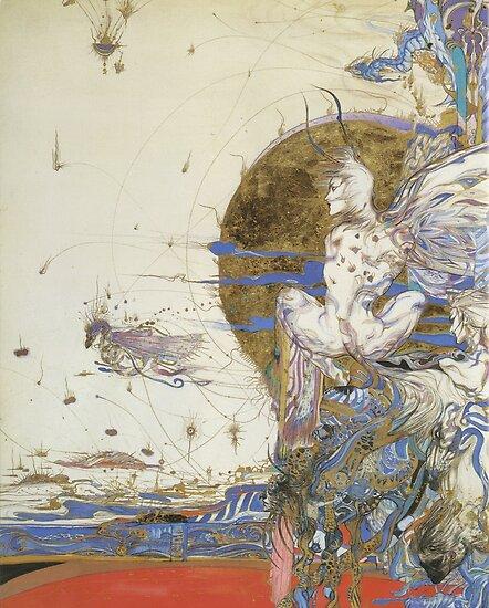 Fantasie in einem Traum. von CAINHURST