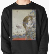 Fantasy in a dream. Pullover