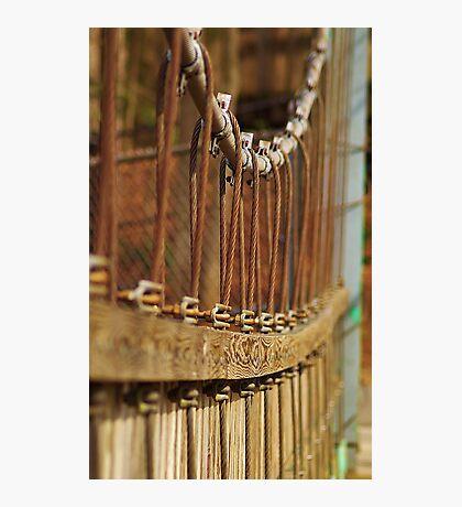 Rusty Bridge  Photographic Print