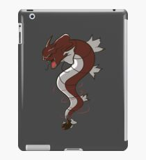 King of the Seas (red) iPad Case/Skin