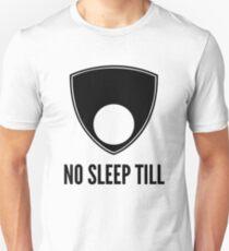 No Sleep Till (Alternate Version) Unisex T-Shirt