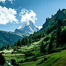 zermatt (002), (matterhorn) by dirk hinz