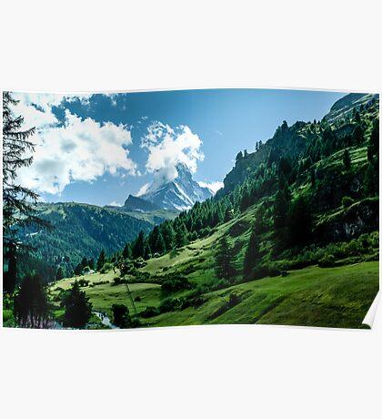 zermatt (002), (matterhorn) Poster