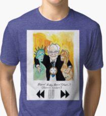 Bern Baby Bern' Tri-blend T-Shirt