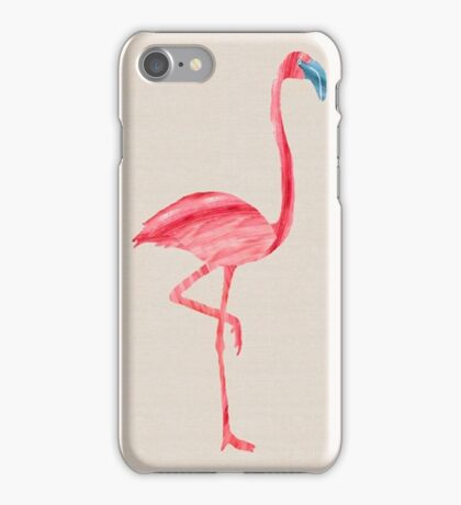 Pink Flamingo iPhone Case/Skin
